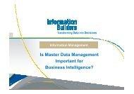 Improve Customer Service - Information Builders