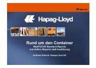 Rund um den Container - Information Builders