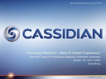 Technology Repository