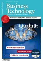"""Mythos Qualitätsmanagement """"Funktioniert"""" ist nicht genug Höhere ..."""