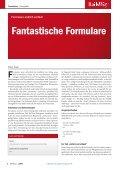 Fantastische Formulare - Seite 2