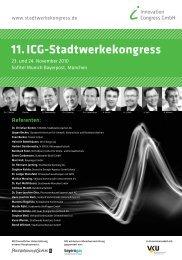 Programm - ICG Innovation Congress GmbH