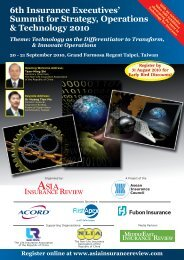 Summit for Strategy, Operations & Technology ... - Innovation Group
