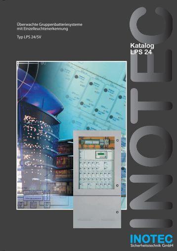 lps.pdf, Seiten 1-12 - INOTEC Sicherheitstechnik GmbH