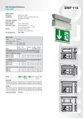 Catalogue Self-contained Luminaires - Lumentron Electronic Kft. - Page 3