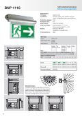 Catalogue Self-contained Luminaires - Lumentron Electronic Kft. - Page 4