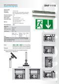 Catalogue Self-contained Luminaires - Lumentron Electronic Kft. - Page 5