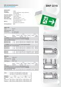 Catalogue Self-contained Luminaires - Lumentron Electronic Kft. - Page 7
