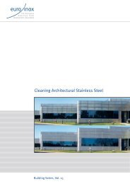 PDF: Cleaning Architectural Stainless Steel - Euro Inox