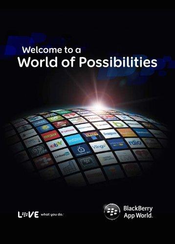 BlackBerry App World - Insight