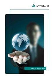 ANNUAL REPORT 2011 - Integralis