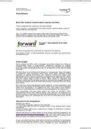 interfilm Newsletter file:///Q:/interfilm24/Virals/TMP81erf67p5a.htm 1 ...