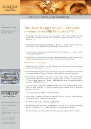 2010 / 05 Newsletter InterGest South Asia