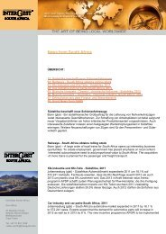 2012 / 06 Newsletter InterGest South Africa
