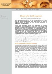 2009 / 06 Newsletter InterGest Belgium