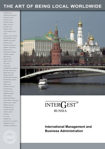 Russland - InterGest