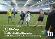 3. IB-Cup - Internationaler Bund