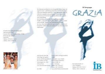 IB-Tanzgruppe - Internationaler Bund