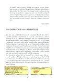 ARISTOTELES: Philosoph und Wissenschaftler - Internet-Goslar.de - Page 6
