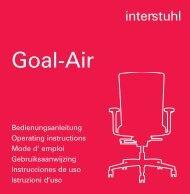 Goal-Air - Interstuhl