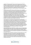 KION Group: Durch Projekte  den Einkauf in einer -  Inverto - Seite 2