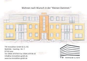 """Wohnen nach Wunsch in der """"Kleinen Dammstr."""" - IOK ..."""