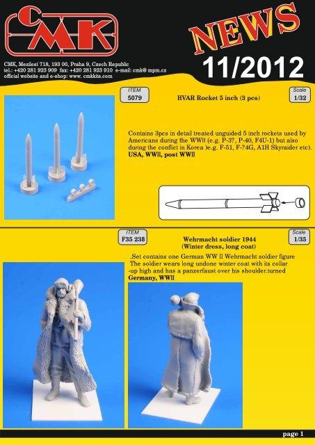 newsletter CMK 12-11 - IPMS Deutschland