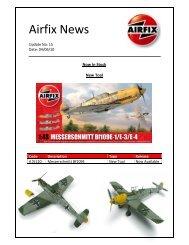 Airfix News - IPMS Deutschland