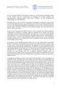 Kampf der Ärzte für den Frieden, jetzt erst recht! - ippnw - Page 2