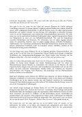 Kampf der Ärzte für den Frieden, jetzt erst recht! - ippnw - Page 5