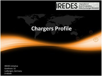 Chargers Profile introduction - Iredes.org