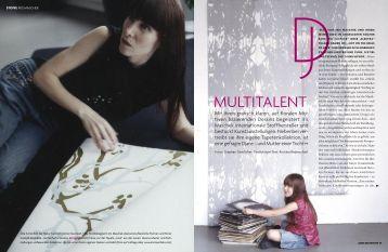 MULTITALENT - Iris Maschek