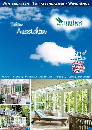 Aussichten - Isarland Wintergärten