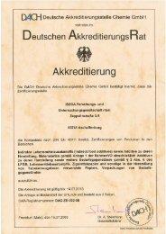 Urkunde in pdf Format