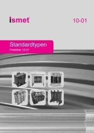Preisliste Umschlag 2f.cdr - Ismet AG