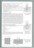 Mauerwerksinjektion gegen kapillare Feuchtigkeit - ISOTEC - Seite 3