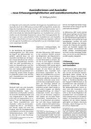 Aussiedlerinnen und Aussiedler - Information und Technik ...