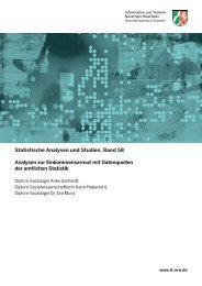 Statistische Analysen und Studien, Band 58 - Information und ...