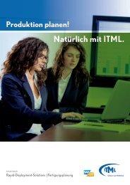 auszug aus der kundenliste - ITML GmbH