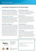 Stratus Avance Broschüre als PDF-Datei zum Download - it-ulm.de - Seite 4