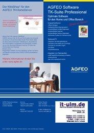 Agfeo TK HomeServer - it-ulm.de