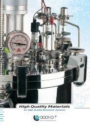 High Quality Materials - IUL Instruments GmbH
