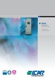 MULTImatic FILTRO ATTIVO MULTImatic ACTIVE FILTER - IVD GmbH