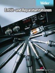 Weller - Entlötstation WMD 1D - IVD GmbH