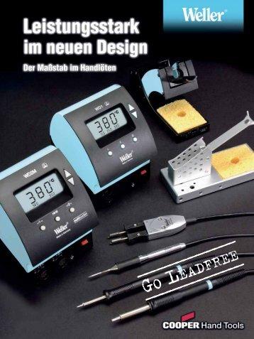 Weller - WRMP-Kolben - IVD GmbH