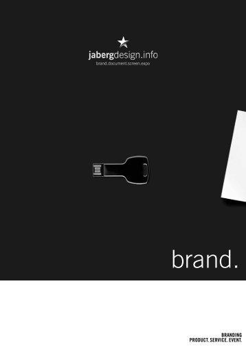brand. - Jabergdesign.info