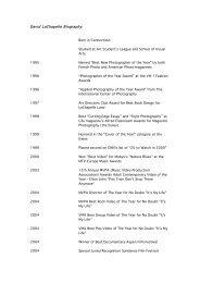 David LaChapelle Biography - Jablonka Galerie