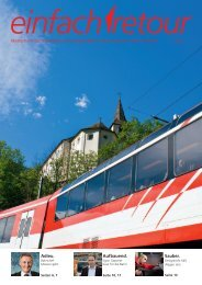 einfach retour - BVZ Holding