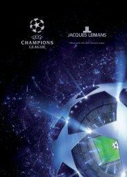Page 1 Page 2 Jacques Lemans und die UEFA Champions League ...