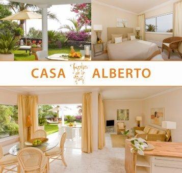 CASA ALBERTO - Jardin de la Paz